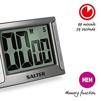 Salter Digital Easy To Read Magnetic Kitchen Timer alt image 5
