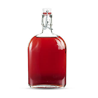 Airtight Swing Top Glass Sloe Gin Bottle 500ml alt image 3