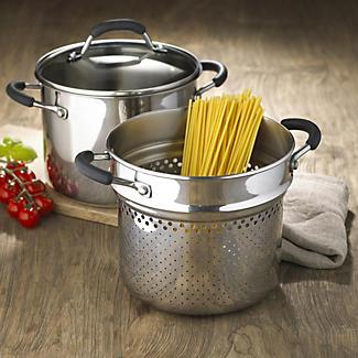 Lakeland Stainless Steel Pasta Pot