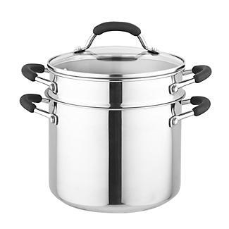 Lakeland Stainless Steel Pasta Pot alt image 2