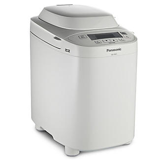 Panasonic White SD-2501 WXC Bread Maker 3 Loaf