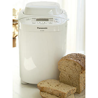 Panasonic White SD-2501 WXC Bread Maker 3 Loaf Sizes alt image 2
