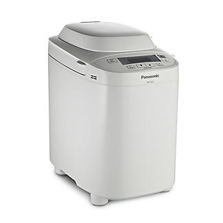 Panasonic White SD-2501 WXC Bread Maker 3 Loaf Sizes alt image 4