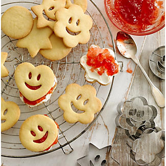 Smiley Faces Cookie Cutters alt image 2