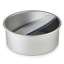 PushPan™ Kuchenform mit losem Boden, 23 cm rund