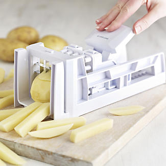 Chip & Dice Pommes-/Gemüse-Schneider und Würfelschneider alt image 3
