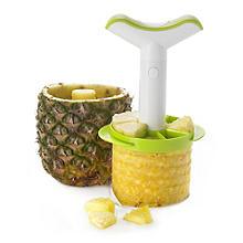 Pineapple Corer, Slicer and Wedger