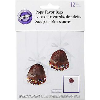 12 Cake Pop Bags alt image 2