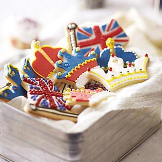 3 Crown Cookie Cutters