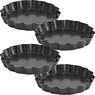 4 Mini Tartlet Tins