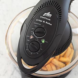 VisiCook Crisp & Bake Halogen Oven alt image 4