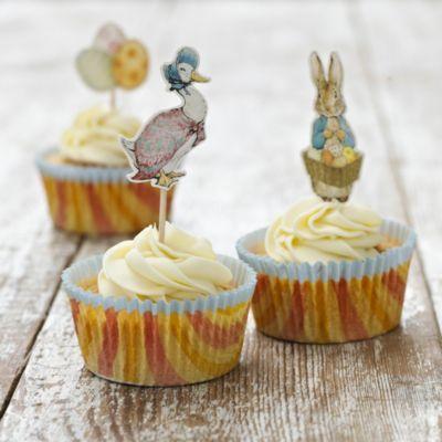 Peter Rabbit Easter Cupcake Kit Lakeland