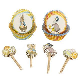 Peter Rabbit Easter Cupcake Kit alt image 2