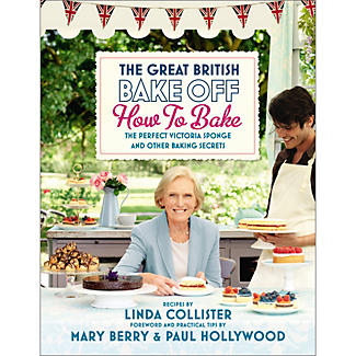 The Great British Bake Off Book