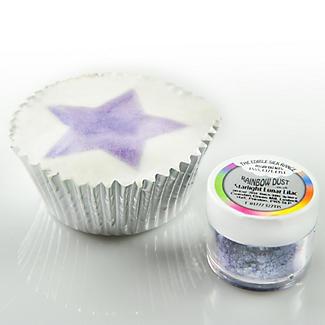 Edible Silk Lunar Lilac