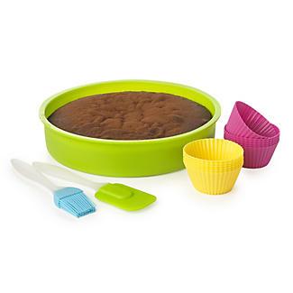 Lakeland Silicone Baking Set