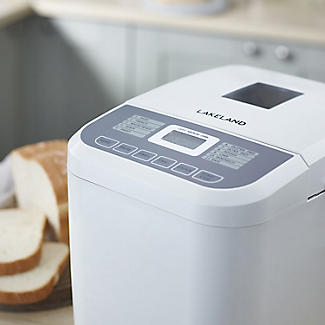 Lakeland White Compact 1lb Daily Loaf Bread Maker alt image 2