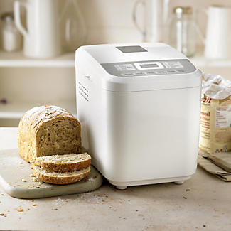 Lakeland White Compact 1lb Daily Loaf Bread Maker alt image 7