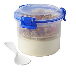 Klip It Frühstücksbehälter für unterwegs