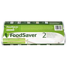 2 FoodSaver Refill Rolls 28cm x 5.5m