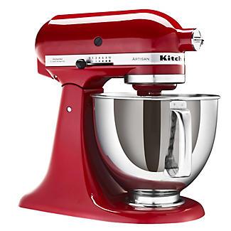 KitchenAid® Artisan® 4.8L Stand Mixer Empire Red 5KSM150PSBER