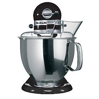 KitchenAid® Artisan® 4.8 L Stand Mixer Onyx Black 5KSM150PSBOB alt image 2