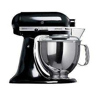 KitchenAid® Artisan® 4.8 L Stand Mixer Onyx Black 5KSM150PSBOB alt image 3