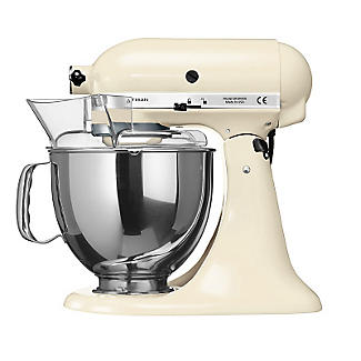 KitchenAid® Artisan® 4.8L Stand Mixer Almond Cream 5KSM150PSBAC alt image 3