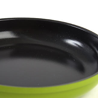 Colourful Ceramica Cookware Green Frying Pan - 16cm alt image 6