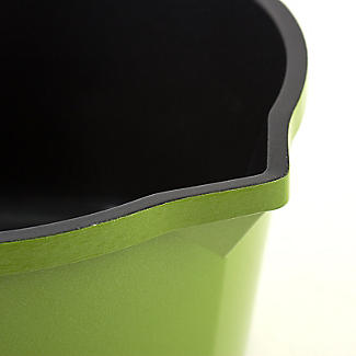 Colourful Ceramica Cookware Green Milk Pan 0.75L - 14cm alt image 3