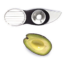 OXO Good Grips® 3-in-1-Avocadoschneider
