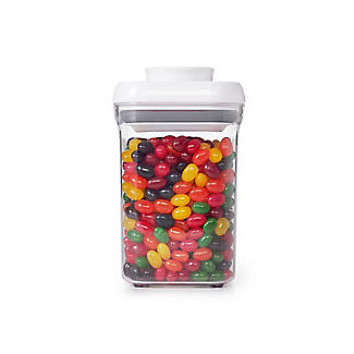 OXO Good Grips Pop 0.9L Square Food Storage Container alt image 3