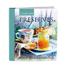 Jam Making and Preserves Recipe Book