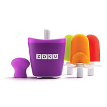 Zoku Single Quick Pop Maker Purple