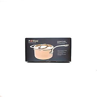 Copper Tri-Ply Saucepan 20cm alt image 11