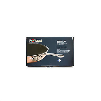 Copper Tri-Ply Frying Pan 24cm alt image 11