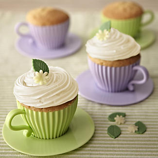 Teacup Cake Cases