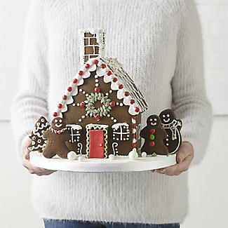 Gingerbread House Cutter Set alt image 2