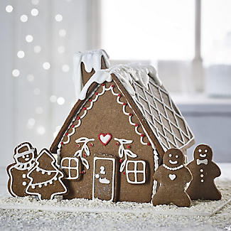 Gingerbread House Cutter Set alt image 5