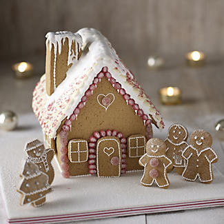 Gingerbread House Cutter Set alt image 6