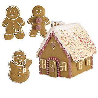 Gingerbread House Cutter Set alt image 8