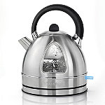 Cuisinart Traditional 1.7L Kettle Stainless Steel CTK17U