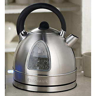 Cuisinart Traditional 1.7L Kettle Stainless Steel CTK17U alt image 2