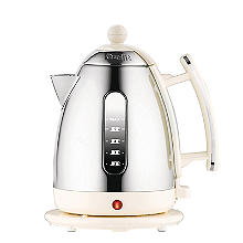 Dualit 1.5L Jug Kettle Canvas White 72413
