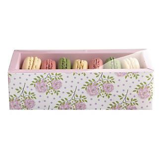 Peonies & Roses Macaroon Box