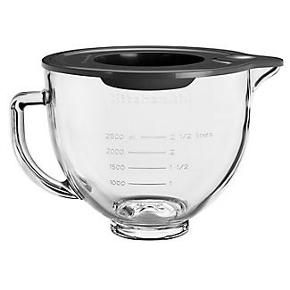 KitchenAid 4.8L Glass Bowl 5K5GB alt image 1
