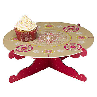 Lakeland Christmas Baubles Cake Stand