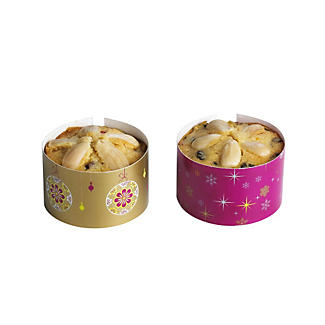 Lakeland Christmas Baubles 24 Mini Cake Wraps