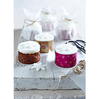 Lakeland Christmas Baubles 24 Mini Cake Wraps alt image 3