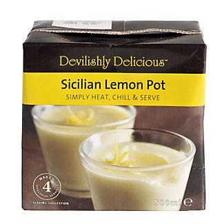 Devilishly Delicious Sicilian Lemon Pot alt image 2